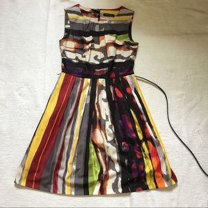 Ellen Tracy Multicolored dress